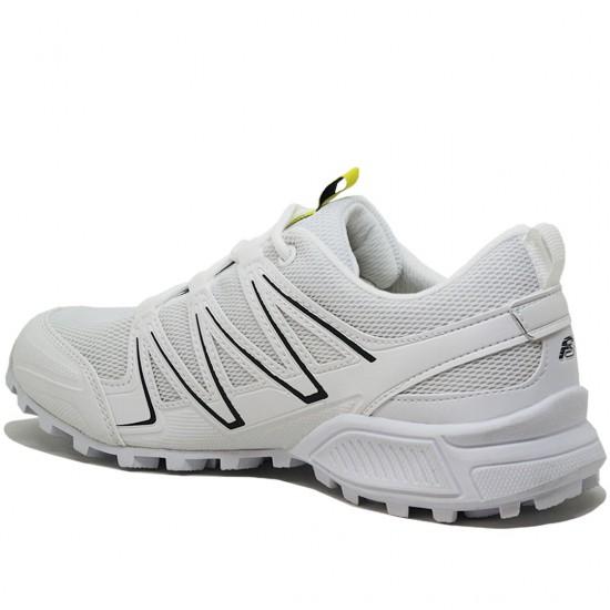 Modamela E218 Beyaz Anorak Bağcıklı Erkek Spor Ayakkabı