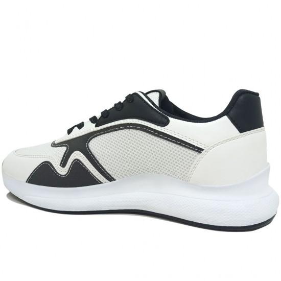 Modamela E407 Beyaz Anorak Erkek Spor Ayakkabı