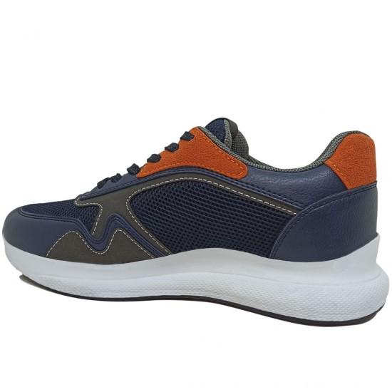 Modamela E442 Lacivert Anorak Erkek Spor Ayakkabı