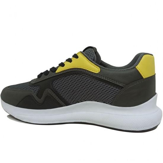 Modamela E443 Füme Anorak Erkek Spor Ayakkabı