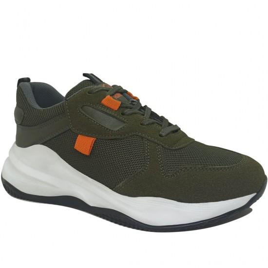 Modamela E496 Haki Yeşili Anorak Erkek Spor Ayakkabı