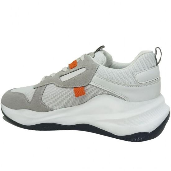 Modamela E498 Beyaz Anorak Erkek Spor Ayakkabı