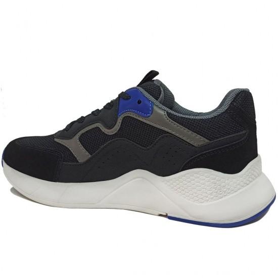 Modamela E499 Siyah Anorak Erkek Spor Ayakkabı