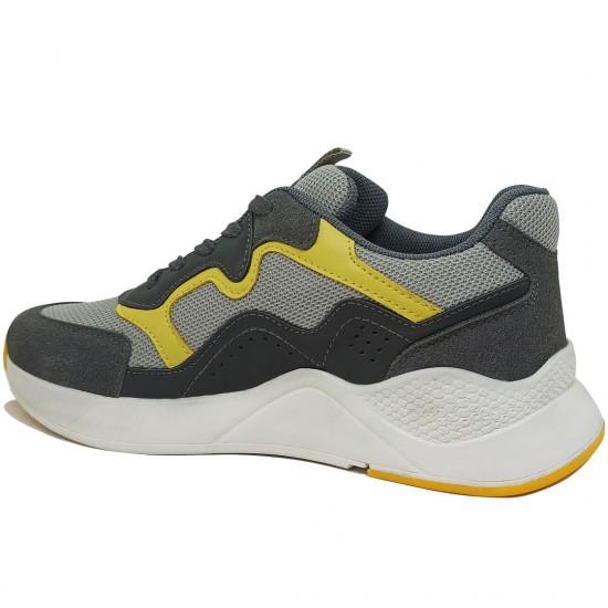 Modamela E501 Gri Anorak Erkek Spor Ayakkabı