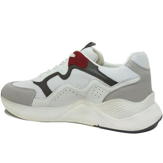 Modamela E502 Beyaz Anorak Erkek Spor Ayakkabı