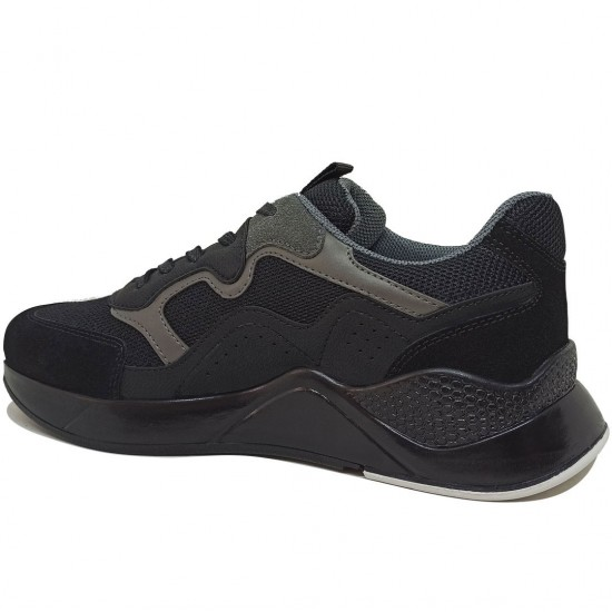 Modamela E503 Siyah Anorak Erkek Spor Ayakkabı