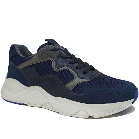 Modamela E504 Lacivert Anorak Erkek Spor Ayakkabı
