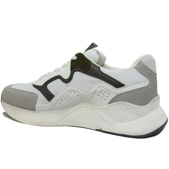 Modamela E505 Beyaz Anorak Erkek spor Ayakkabı