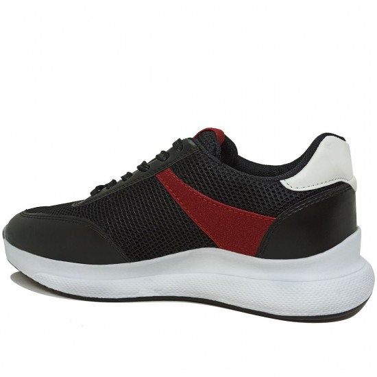 Modamela K118 Siyah Anorak Kadın Spor Ayakkabı